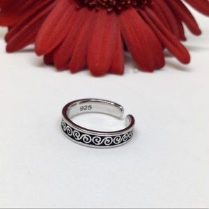 Jewelry - Toe ring-Sterling Silver